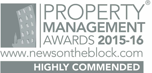 Antony Patrick Property Management Awards 2015 - 2016